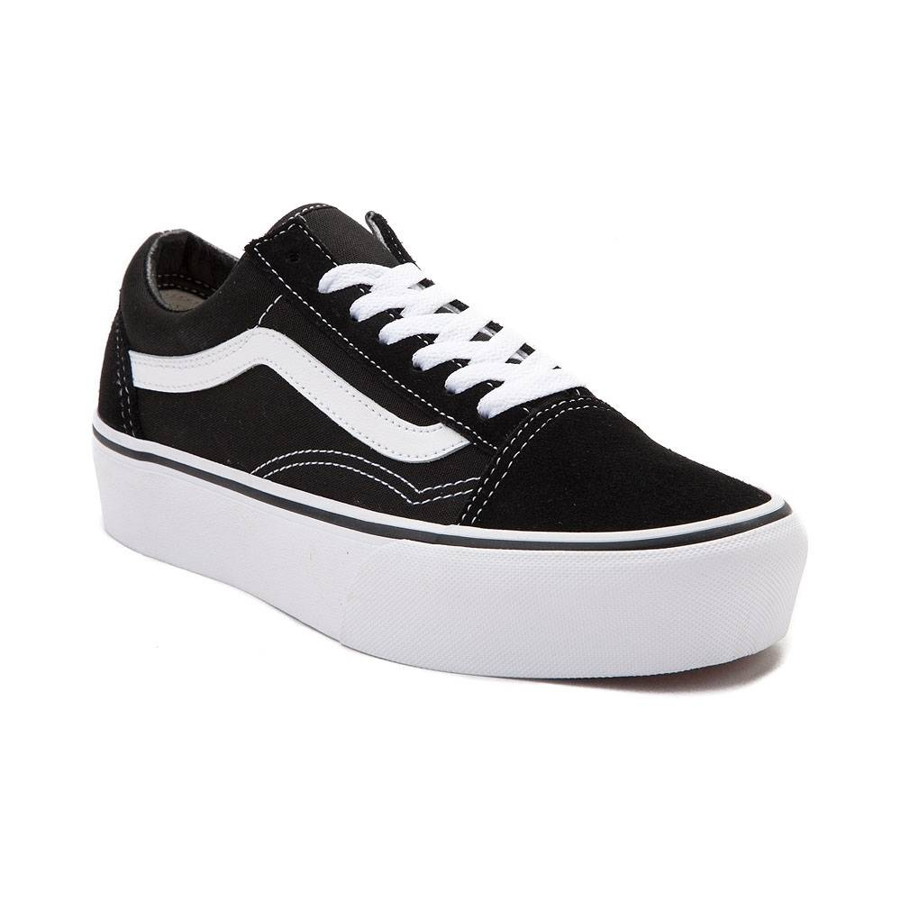 vans chaussures platform old skool au 150 rivoli. Black Bedroom Furniture Sets. Home Design Ideas