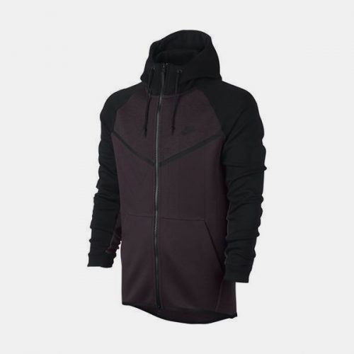 Intersport Rivoli : La veste Nike Tech Fleece Windrunner revisitée