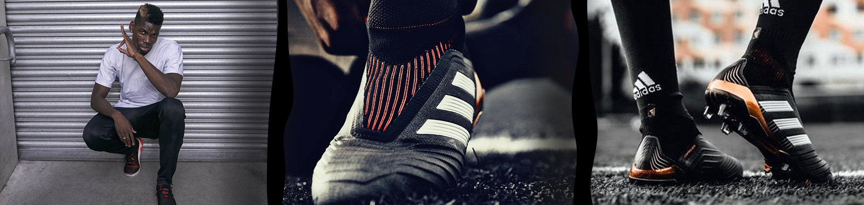 Intersport Paris : LE RETOUR DU MYTHE ADIDAS PREDATOR