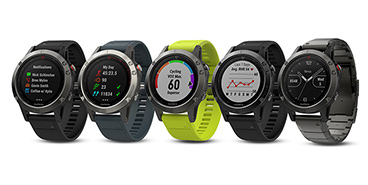 GARMIN FENIX 5 chez Intersport Paris Rivoli
